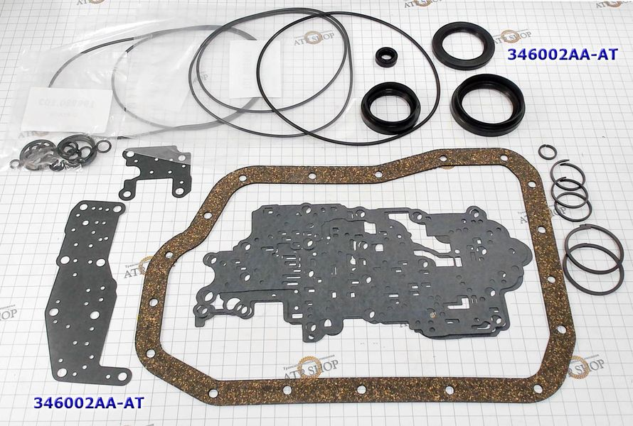 АТОК (Ремкомплект\ Оверол кит\ Overhaul Kit), U660 Camry, Lexus ES