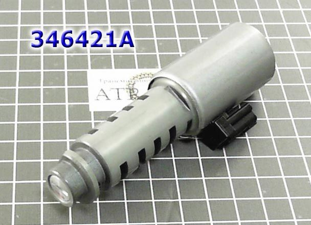 Соленоид, Solenoid, U660 Linear (Большой) (Black Connector) (SL2, SL4), 2006-Up