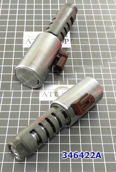 Соленоид, Solenoid, U660 Linear (Большой) (Brown Connector) (SL1, SL3) 2006-Up