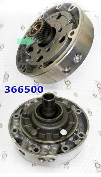 Масляный насос в сборе, Pump BTR-6 Speed (M78-95LE) Oil Assembly, 2002-up, OEM, SSANGYONG ACTYON/ACTYON SPORTS/KYRON/REXTON DSI 6A/T
